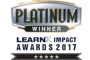 Learnx_award_platinum_2017