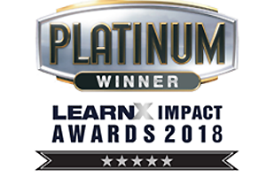 Learnx_award_platinum_2018